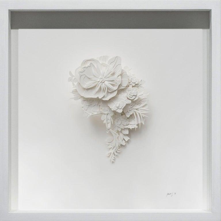 Joey Bates Figurative Sculpture - Explosion 2
