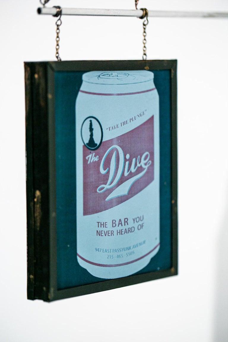 The Dive - Art by Drew Leshko