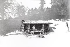 Tricorner Knob Shelter, North Carolina, [ 35.69375, -83.25653 ]
