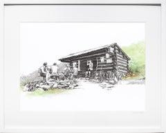 Pine Knob Shelter, Maryland, [ 39.54249, -77.60181 ]