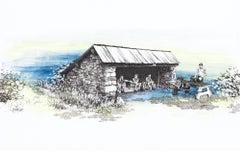 Mashipacong Shelter, New Jersey, [ 41.25216, -74.68594 ]
