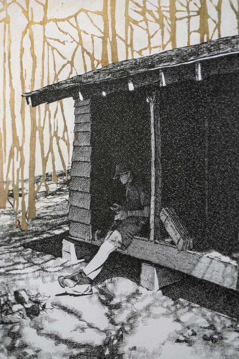 Knob Maul Shelter, Virginia, [ 37.0008, -8140446 ] For Sale 1