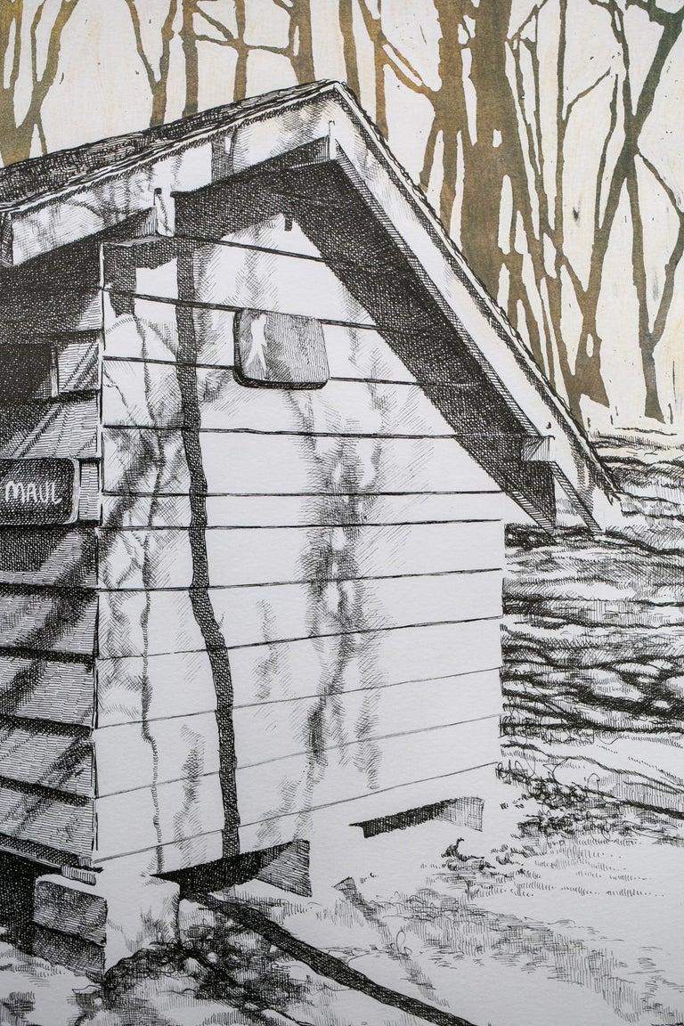 Knob Maul Shelter, Virginia, [ 37.0008, -8140446 ] For Sale 2