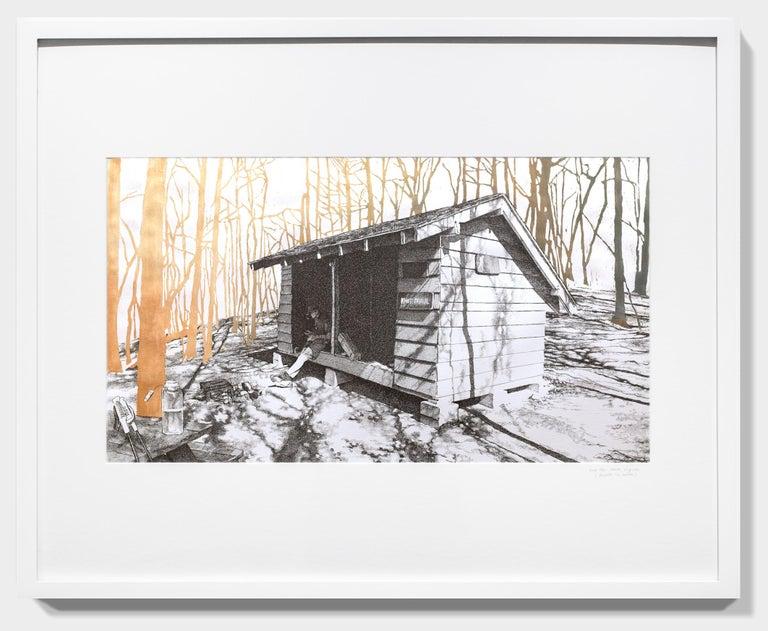 Knob Maul Shelter, Virginia, [ 37.0008, -8140446 ] For Sale 4