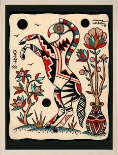 """Liber Mystia XLII"", Illustrative Nature Drawing, Plants and Animals, Tattoos"