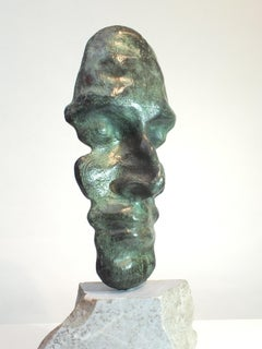 Witness, Bronze Sculpture