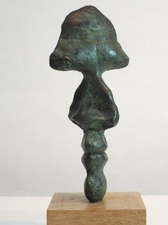 I.D. Bronze Sculpture