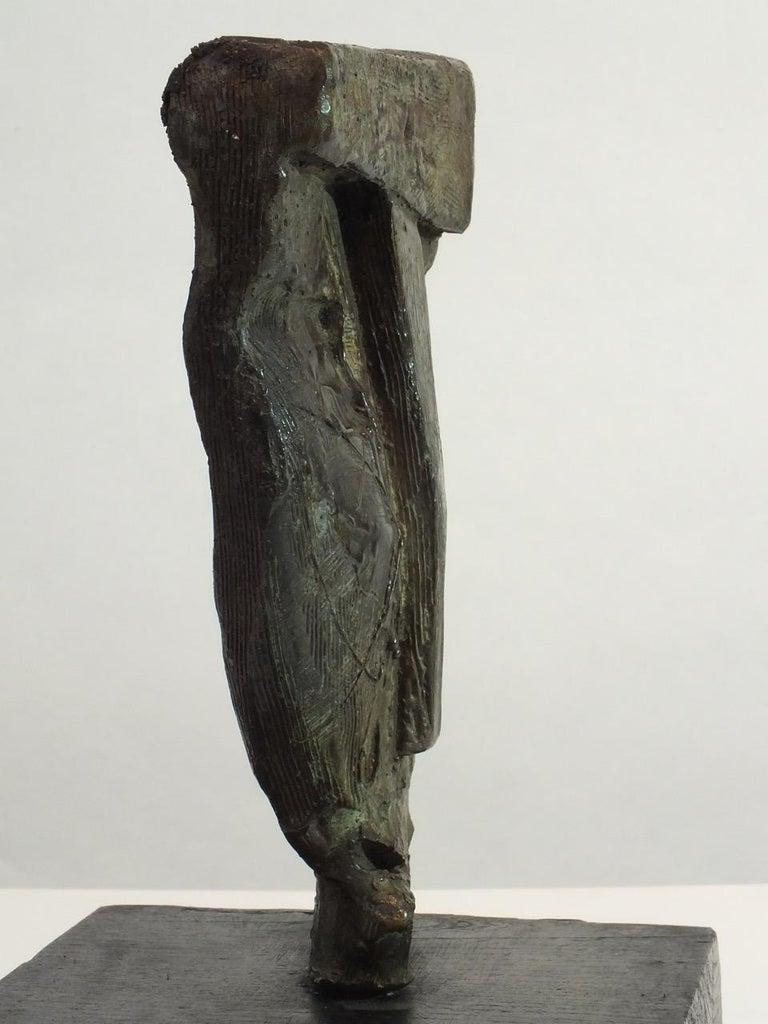 Sentinel 1,  Contemporary Cast Bronze Sculpture 1