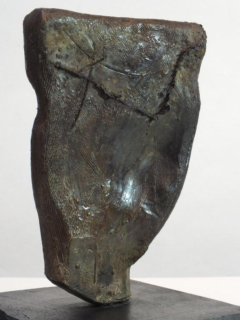 Sentinel 1,  Contemporary Cast Bronze Sculpture 2