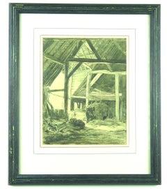 Berkshire Barn  1945