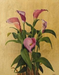 Pink Calla Lilies