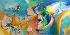 Music of Colours:  Contemporary  Abstract Painting