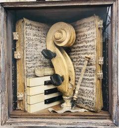 Music Box 3D Sculpture