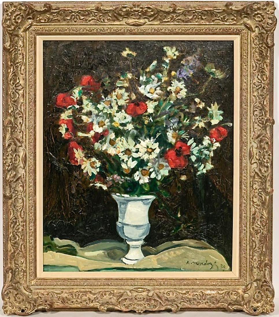Flowers Bouquet De Fleurs Champs