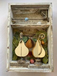 Classic Botanic Diary 3D Wall Art