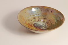 Gold Lustre Bowl