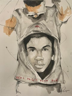 REAL NEGUS DON'T DIE: Donuts (Trayvon Martin)
