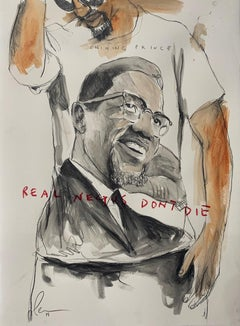 REAL NEGUS DON'T DIE: Donuts (Malcolm X