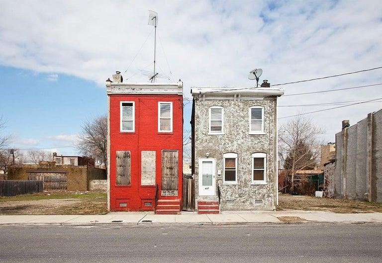 Ben Marcin Color Photograph - Camden, NJ