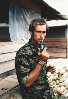 Sean Flynn, Dak To, Vietnam