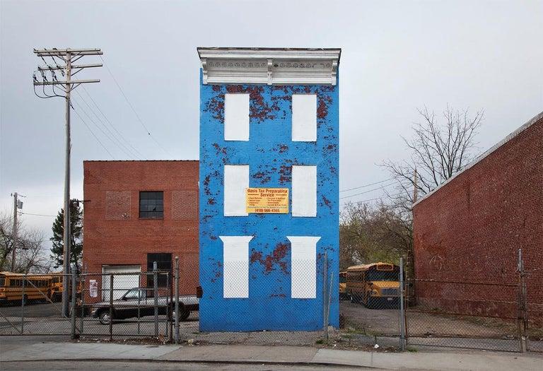 Ben Marcin Landscape Photograph - Baltimore, MD