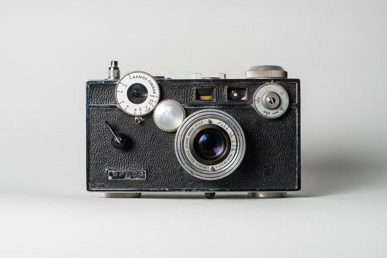 Paul Sokal Color Photograph - Camera Before iPhone