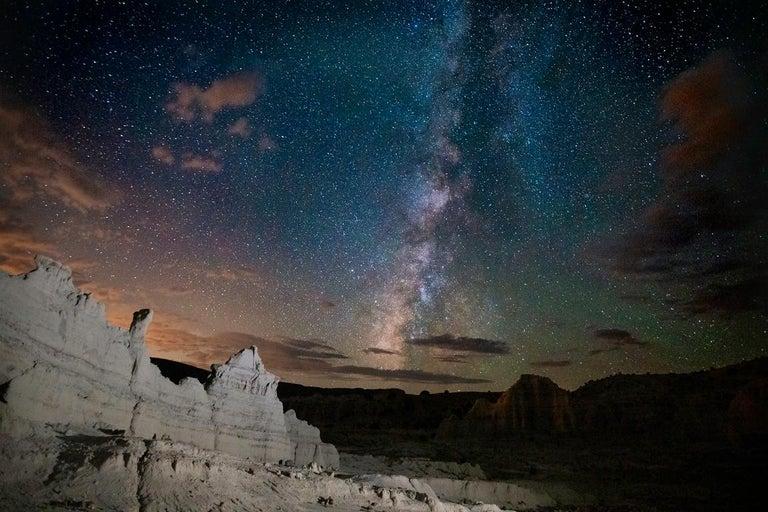 Janis Hefley Color Photograph - Dali Milky Way