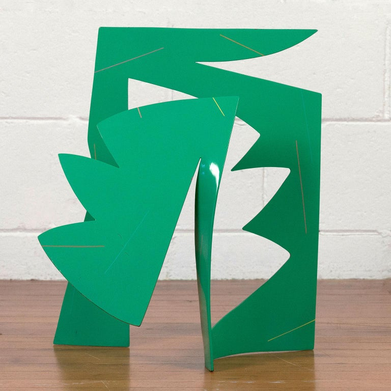 "Bruce Hilding White ""Pop Up Bush"" - Sculpture by Bruce Hilding White"