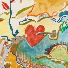 """Joyce Wieland """"Magic Landscape"""""""