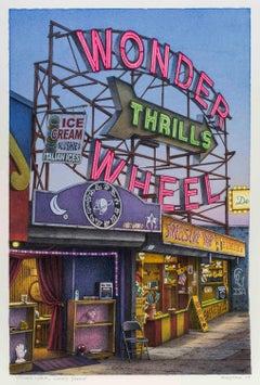 Jones Walk, Coney Island