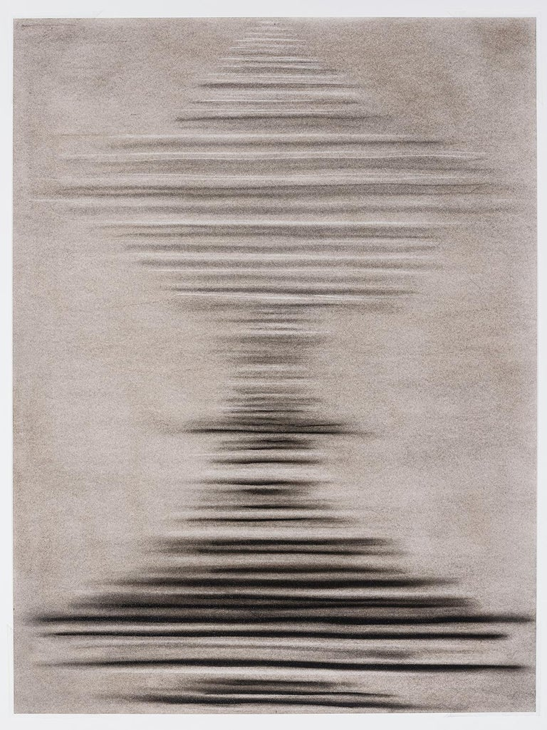 Elizabeth Turk Abstract Drawing - The Air We Breathe 8
