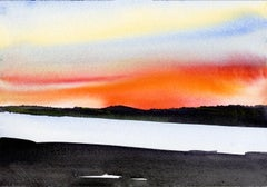 Sunset Islesboro