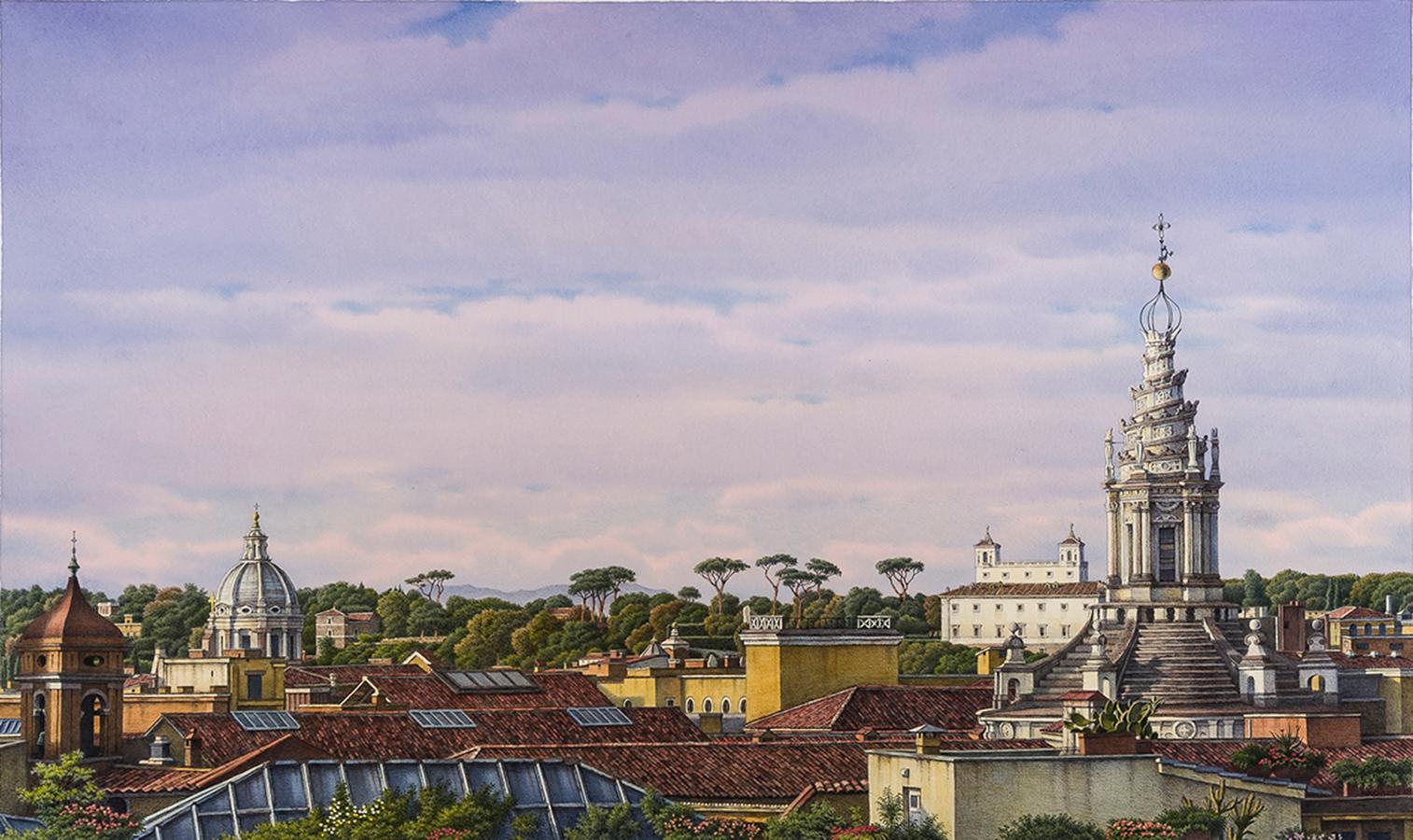Rome Rooftops II