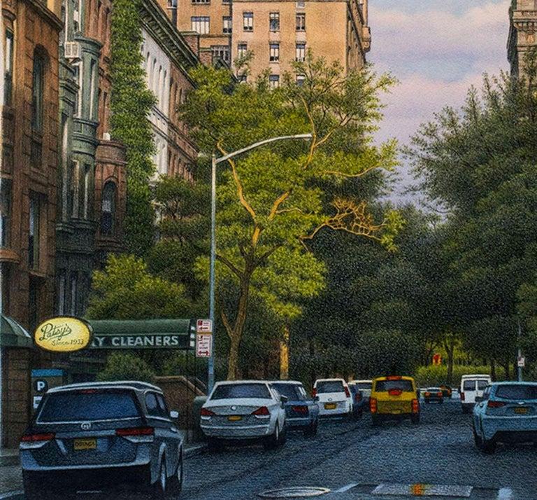 West 74th Street - Contemporary Art by Frederick Brosen