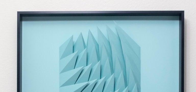 Pool Swirl - Sculpture by Yossi Ben Abu