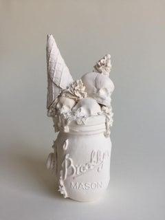 Ice Cream Float Jar IV
