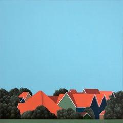 Texel - landscape painting