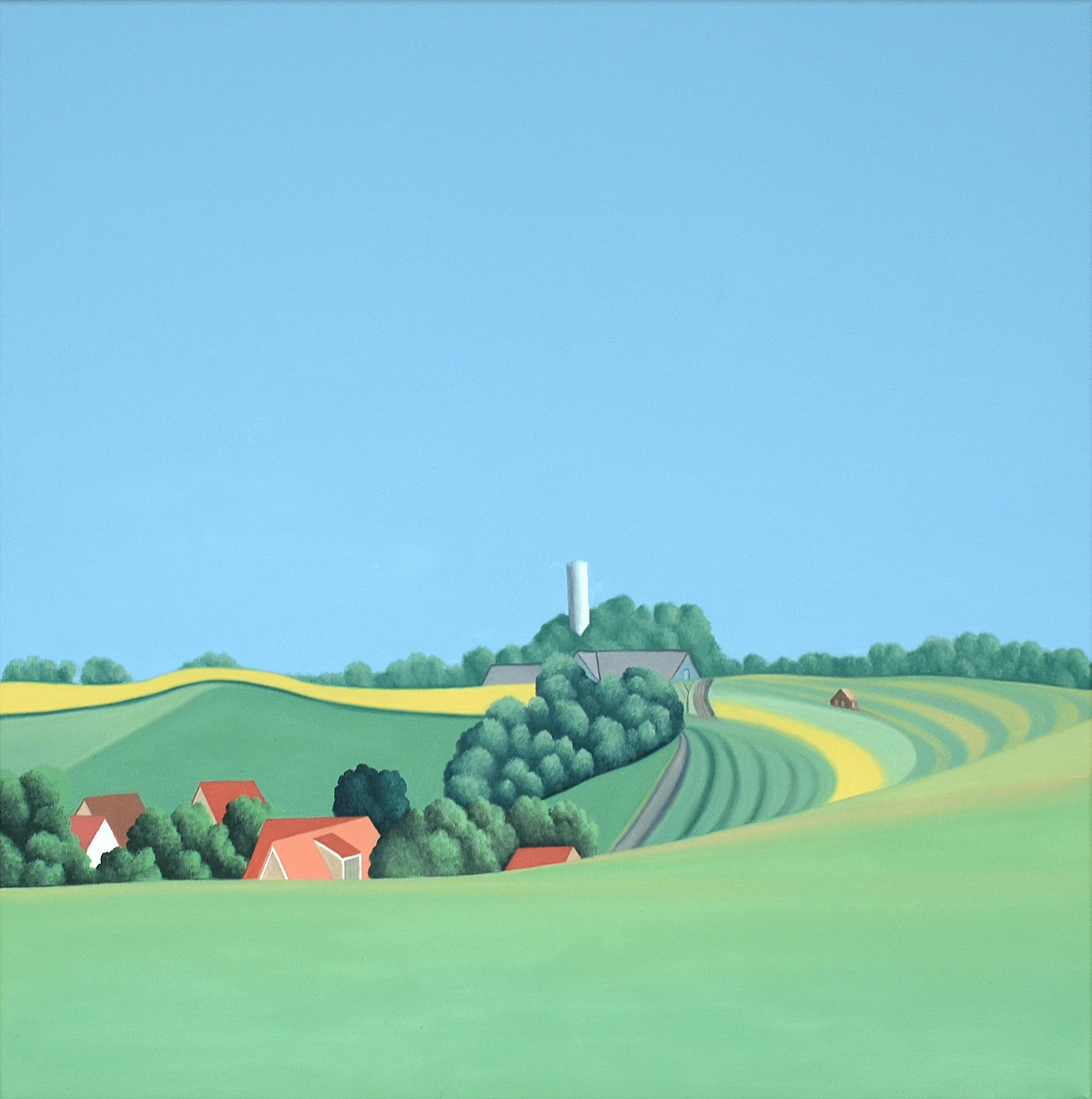 Zweden - landscape painting