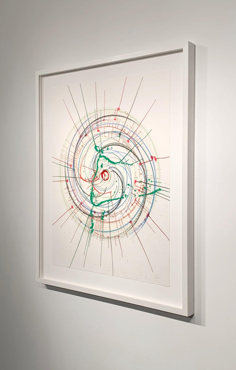 In A Spin (Unique) There is more to life than making jam and having kids - Contemporary Art by Damien Hirst