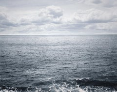 Ocean landscape photography - Atlantic Ocean n.1 - custom acrylic 20 x 30in.