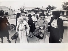 Icons & people: Rosa Parks  & Lillian Rogers Parks at Compton Unified, LA