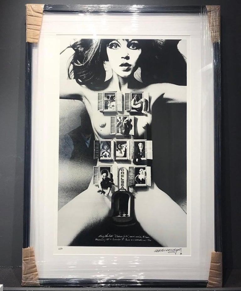 Alan Aldridge Figurative Print - The Chelsea Girls