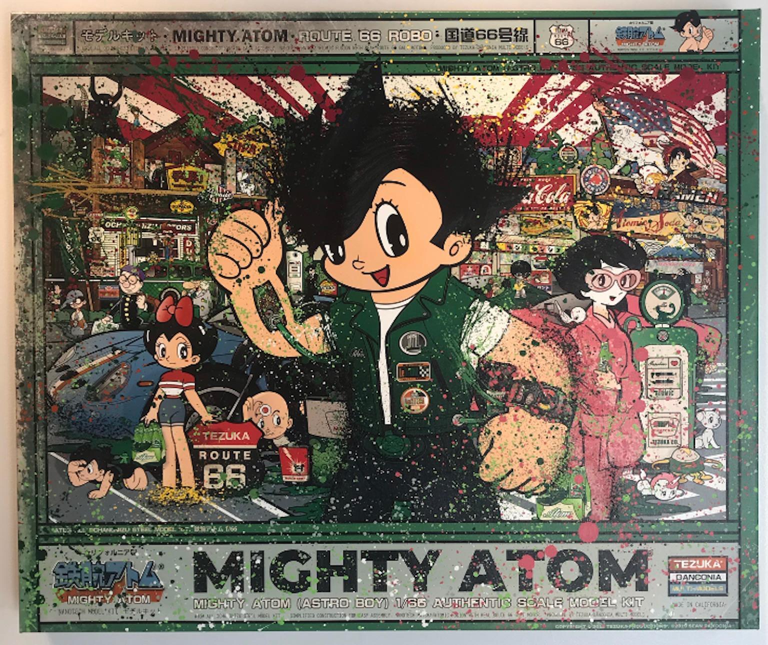 Astro Boy, Mighty Atom