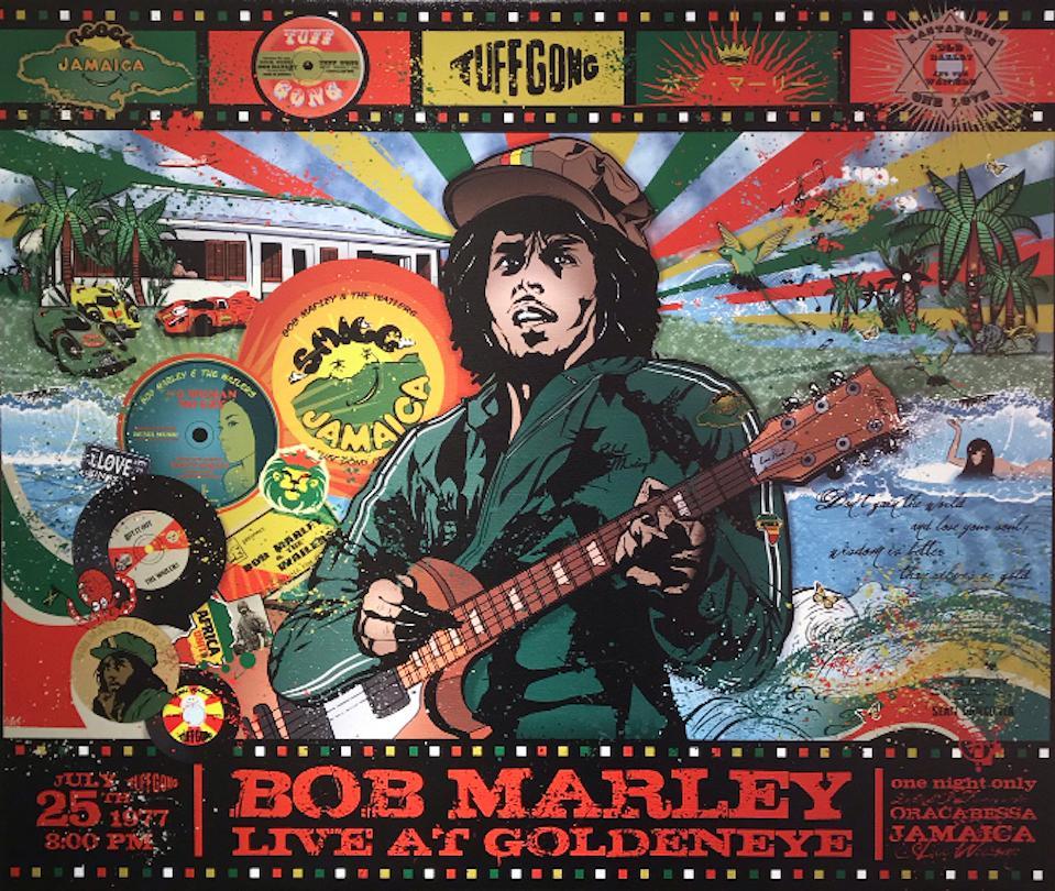 Blazing Bob- Live at Goldeneye