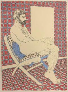 Amir (male nude)