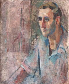 Portrait of a Man, Yaddo