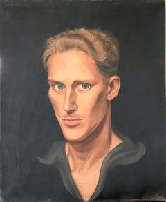 Portrait of a Naval Officer (male portrait)