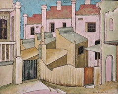 City Streets (British Street scene architectural landscape)