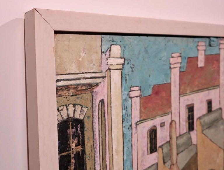 City Streets (British Street scene architectural landscape) For Sale 3