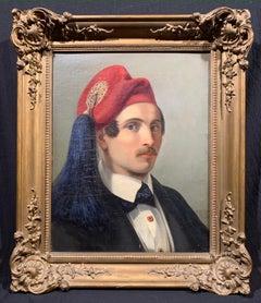 Portrait of a Young Man (Russian male portrait)